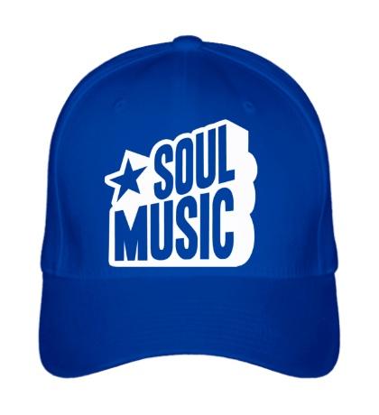 Бейсболка Soul music
