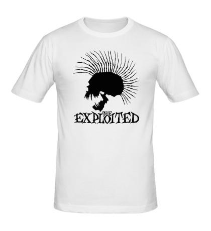 Мужская футболка The Exploited Skull