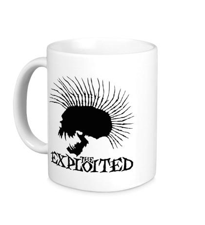 Керамическая кружка The Exploited Skull