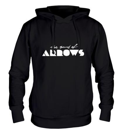Толстовка с капюшоном The Sound Of Arrows