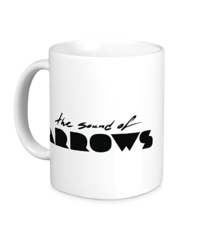 Керамическая кружка The Sound Of Arrows