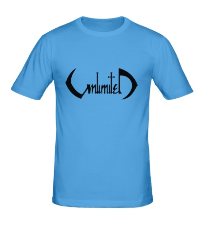 Мужская футболка Unlimited