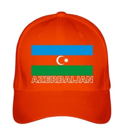 Бейсболка Флаг Азейбарджана