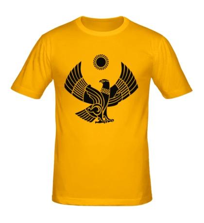 Мужская футболка Символ Дагестана