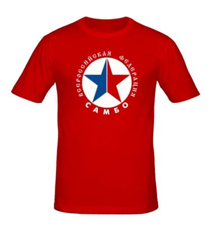Мужская футболка Федерация САМБО