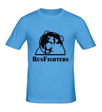 Мужская футболка RusFighters