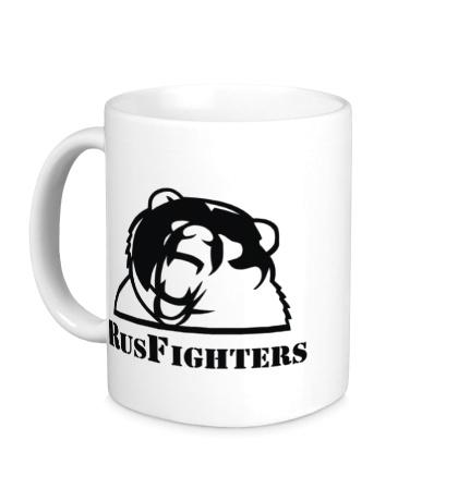 Керамическая кружка RusFighters