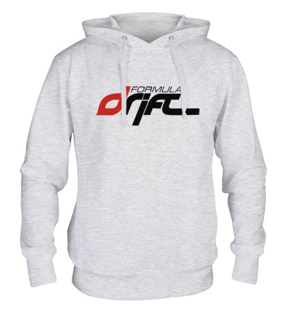 Толстовка с капюшоном Drift formula