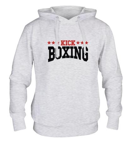 Толстовка с капюшоном Kickboxing Star