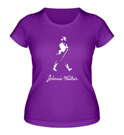 Женская футболка Johnnie Walker