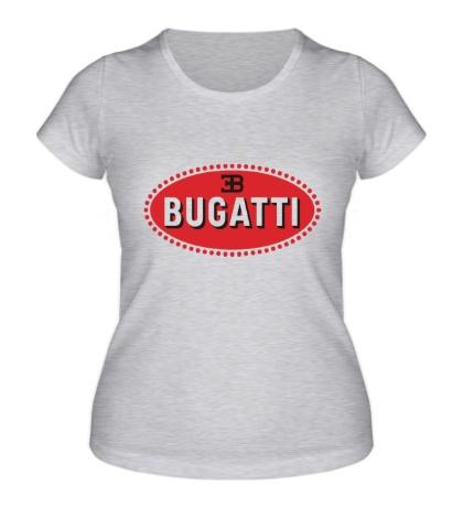 Женская футболка Bugatti