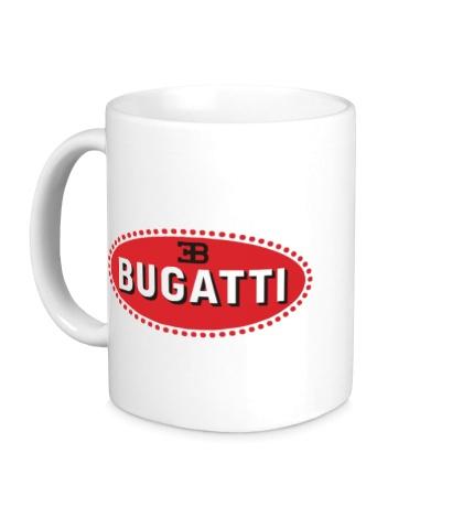 Керамическая кружка Bugatti