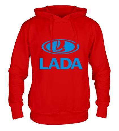 Толстовка с капюшоном Lada