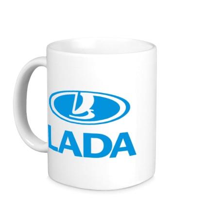 Керамическая кружка Lada