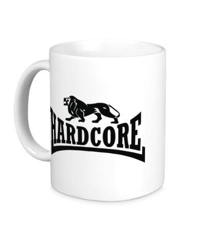 Керамическая кружка Hardcore