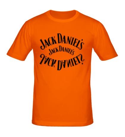 Мужская футболка Jack Daniels Whiskey