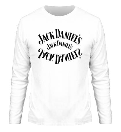 Мужской лонгслив Jack Daniels Whiskey