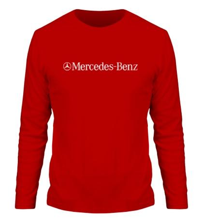 Мужской лонгслив Mersedes-Benz Line