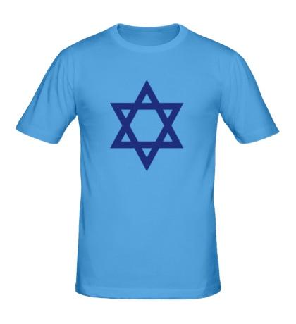 Мужская футболка Символ Давида