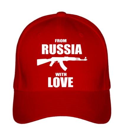Бейсболка Из России с Любовью!