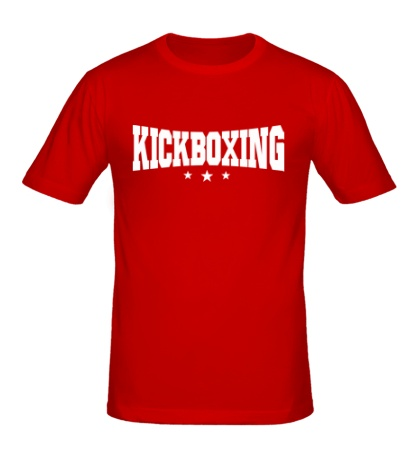 Мужская футболка Kickboxing