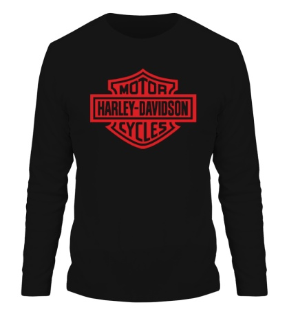 Мужской лонгслив Harley-Davidson
