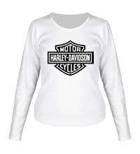 Женский лонгслив Harley-Davidson