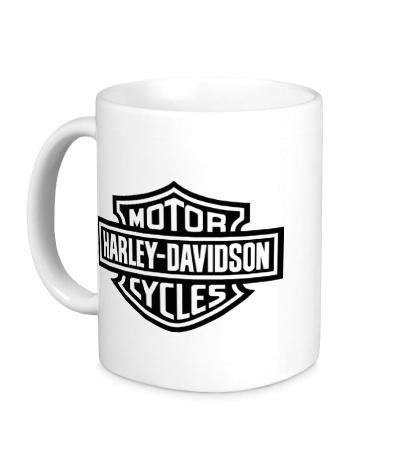 Керамическая кружка Harley-Davidson