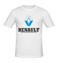 Мужская футболка Renault Logo