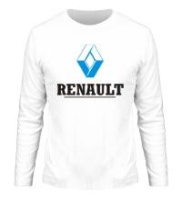 Мужской лонгслив Renault Logo