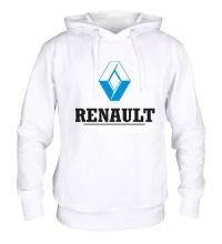Толстовка с капюшоном Renault Logo