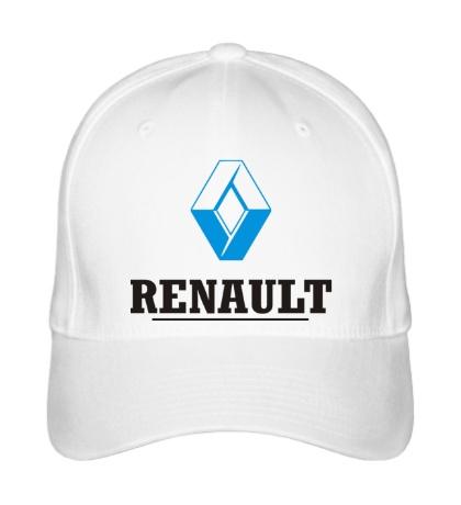Бейсболка Renault Logo