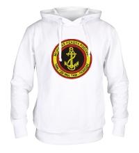 Толстовка с капюшоном Морская пехота России
