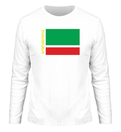 Мужской лонгслив Флаг Чечни