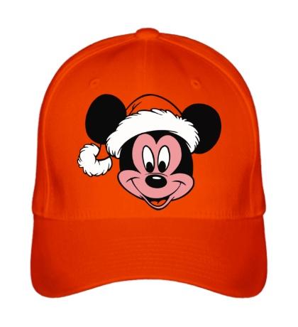 Бейсболка Микки Маус в шапке