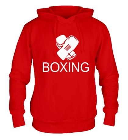 Толстовка с капюшоном Boxing