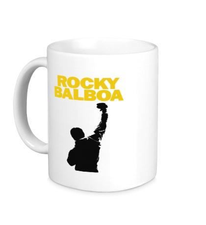 Керамическая кружка Rocky Balboa