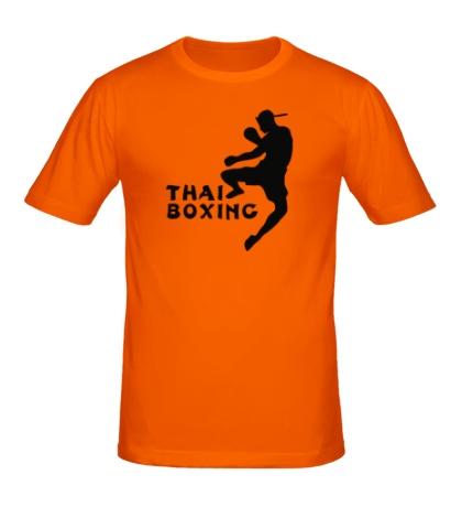 Мужская футболка Thai Boxing