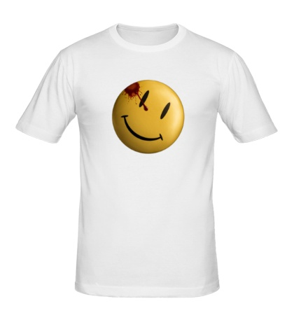 Мужская футболка Хранители, Смайлик