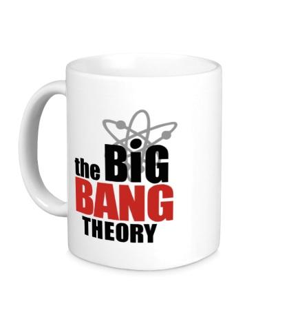 Керамическая кружка The Big Bang Theory