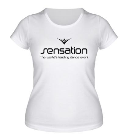 Женская футболка Sensation: Dance Event
