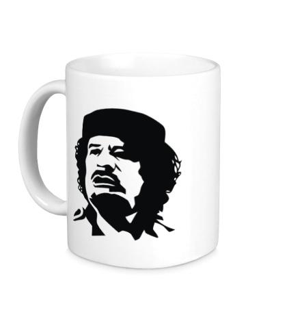 Керамическая кружка Kaddafi Revolution