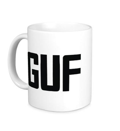 Керамическая кружка GUF