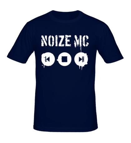 Мужская футболка Play Noize MC