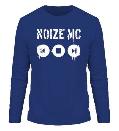 Мужской лонгслив Play Noize MC