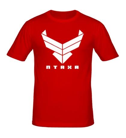Мужская футболка Птаха