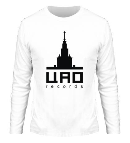 Мужской лонгслив ЦАО records