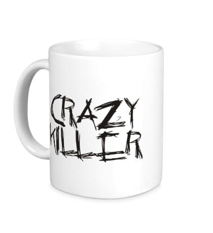 Керамическая кружка Crazy Killer