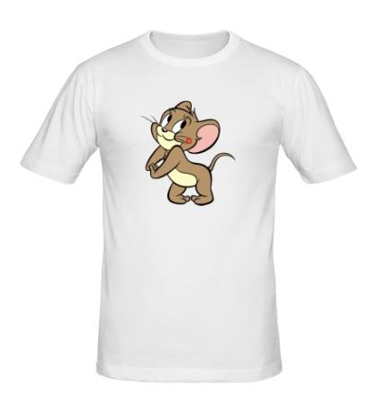 Мужская футболка Влюбленный Джерри