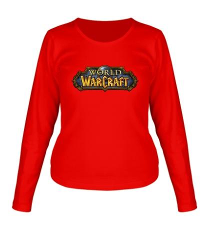 Женский лонгслив World of Warcraft